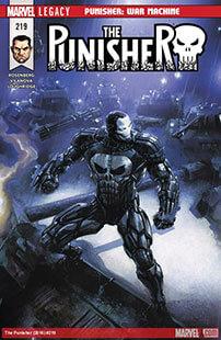 Latest issue of The Punisher Magazine