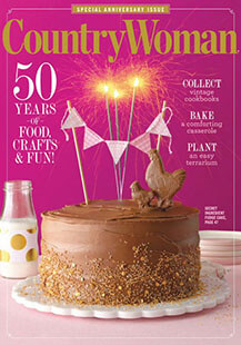 Latest issue of Country Woman