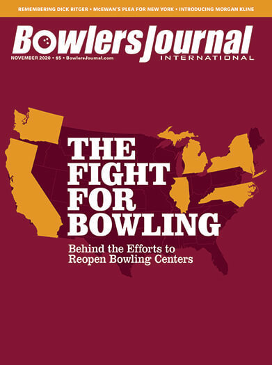 Latest issue of Bowlers Journal International
