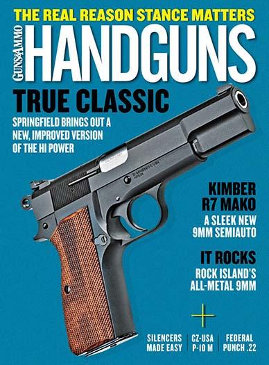 Best Price for Handguns Magazine Subscription
