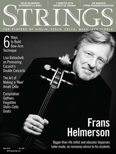 Best Price for Strings Magazine Subscription