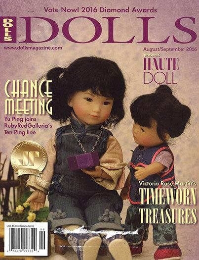Latest issue of Dolls Magazine