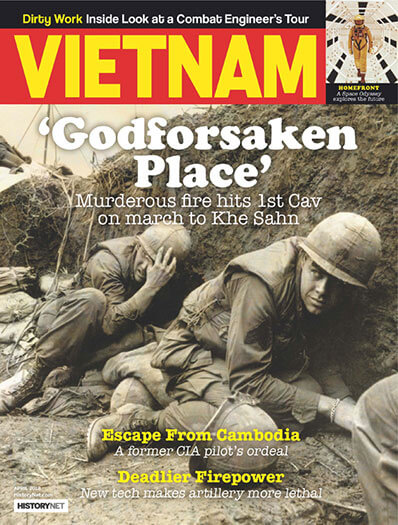 Latest issue of Vietnam Magazine