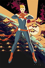 Captain Marvel 1 of 5