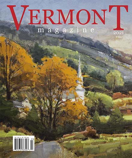 Latest issue of Vermont Magazine