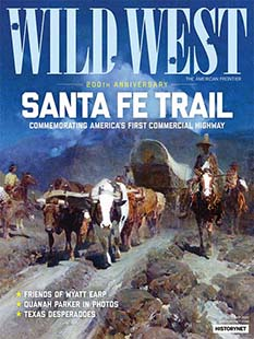 Latest issue of Wild West Magazine