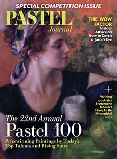 Latest issue of Pastel Journal