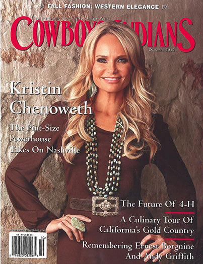 Latest issue of Cowboys and Indians