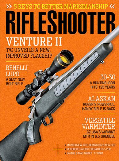 Latest issue of RifleShooter Magazine