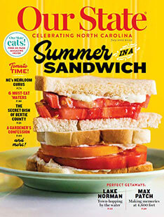 Latest issue of Our State: Celebrating North Carolina