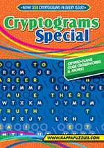 Cryptograms Special 1 of 5