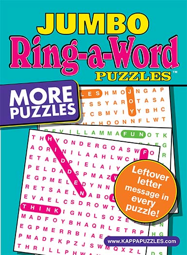 Latest issue of Jumbo Ring-A-Word Magazine