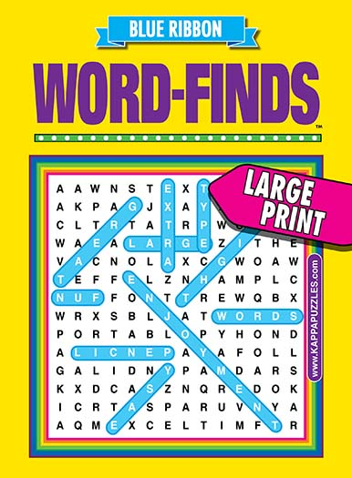 Best Price for Blue Ribbon Word-Finds Magazine Subscription