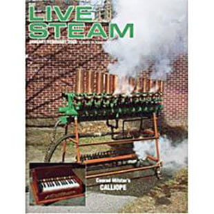 Latest issue of Live Steam & Outdoor Railroading
