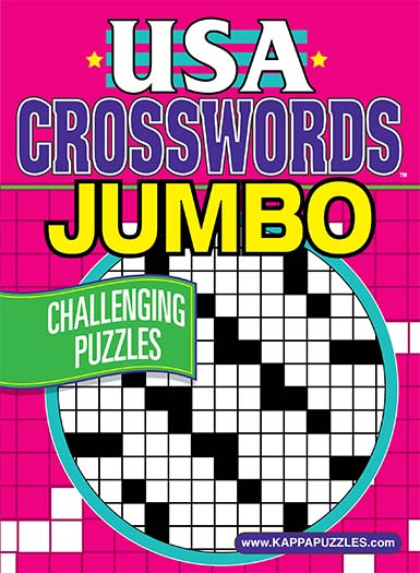 Best Price for USA Crosswords Jumbo Magazine Subscription