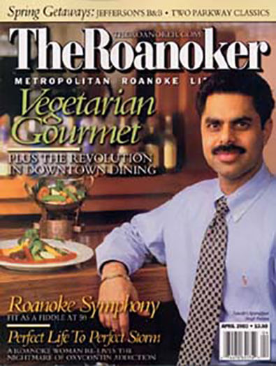 Latest issue of The Roanoker Magazine