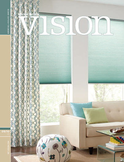 Latest issue of Window Fashion Vision Magazine