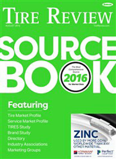 More Details about Tire Review Magazine