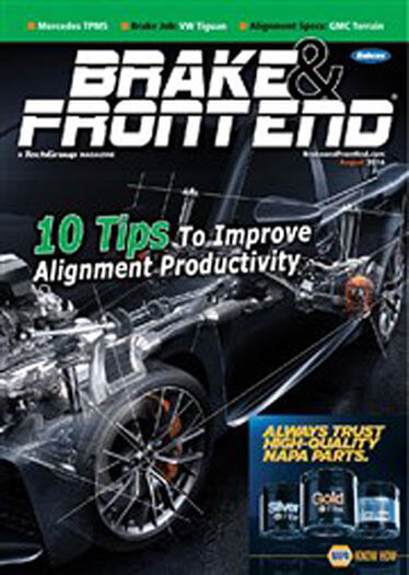 Subscribe to Brake & Front End
