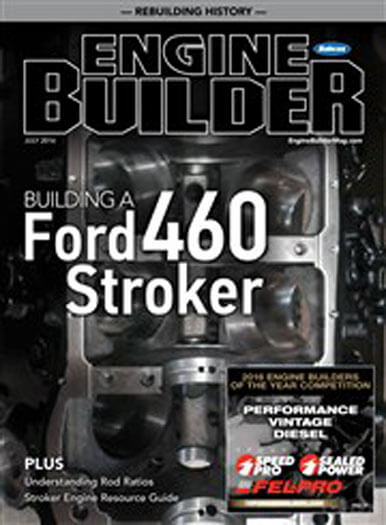 Subscribe to Engine Builder
