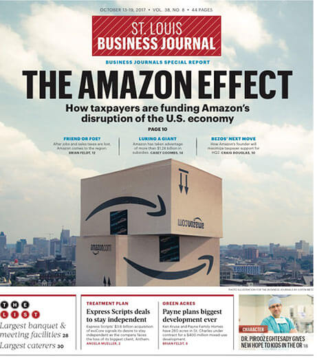 Subscribe to St. Louis Business Journal