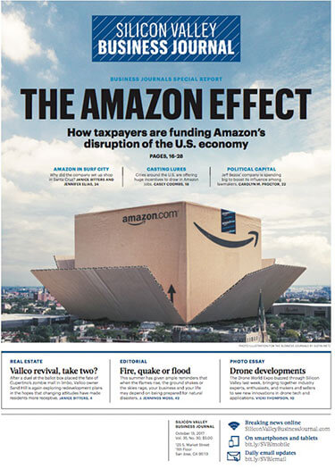 Subscribe to Silicon Valley Business Journal