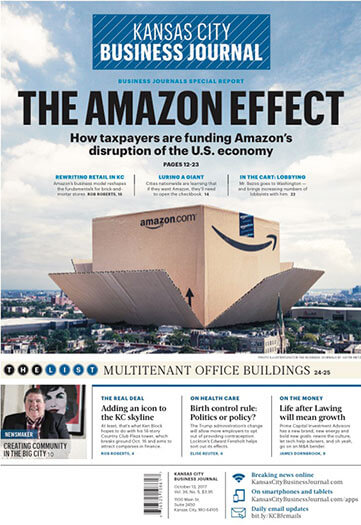 Subscribe to Kansas City Business Journal