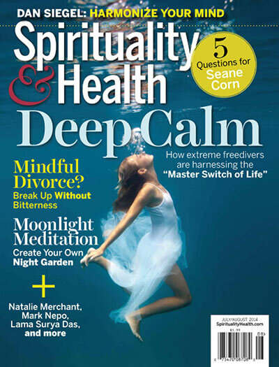 Latest issue of Spirituality & Health Magazine