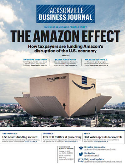 Subscribe to Jacksonville Business Journal