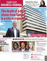 Tampa Bay Business Journal 1 of 5