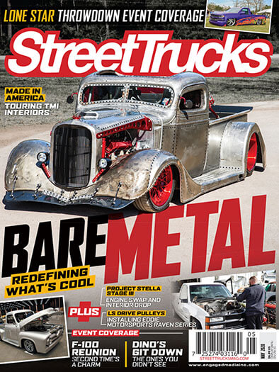 Latest issue of Street Trucks Magazine