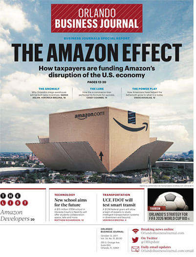 Latest issue of Orlando Business Journal