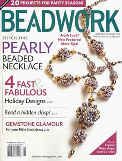 Latest issue of Beadwork
