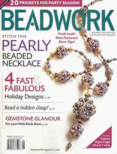 Best Price for Beadwork Magazine Subscription