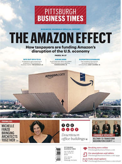 Subscribe to Pittsburgh Business Times Newspaper