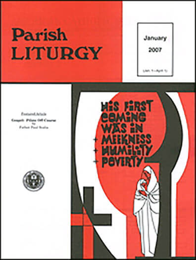 Latest issue of Parish Liturgy