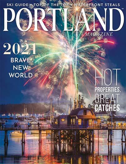 Latest issue of Portland Magazine