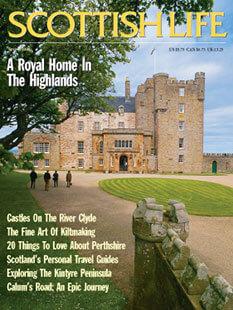 Latest issue of Scottish Life Magazine