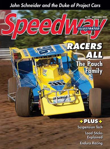 Subscribe to Speedway Illustrated