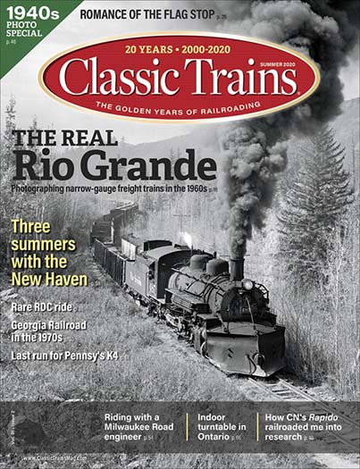 Best Price for Classic Trains Magazine Subscription