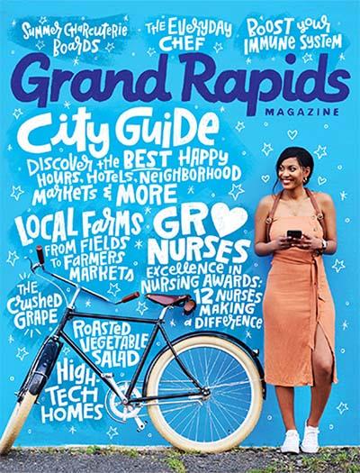 Latest issue of Grand Rapids Magazine