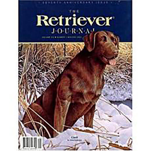 Latest issue of The Retriever Journal Magazine