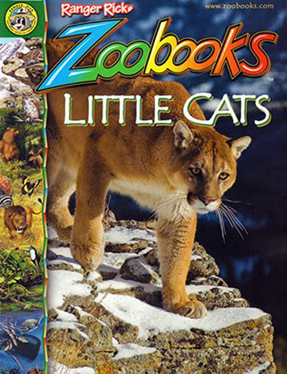 Latest issue of Zoobooks Magazine
