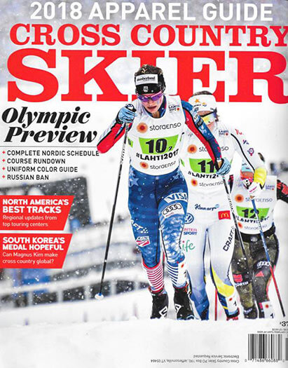Latest issue of Cross Country Skier