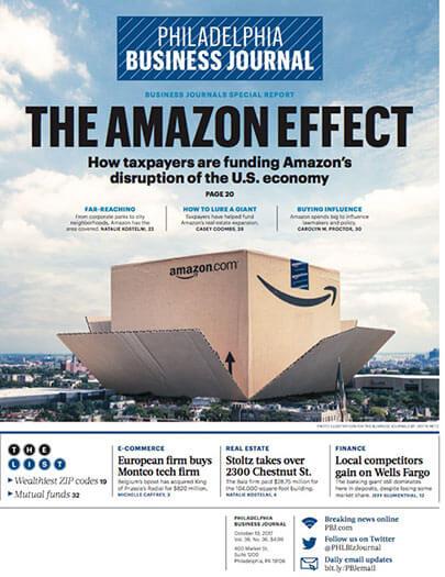 Latest issue of Philadelphia Business Journal