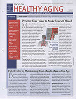 Focus on Healthy Aging 1 of 5
