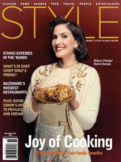 Latest issue of Style Magazine