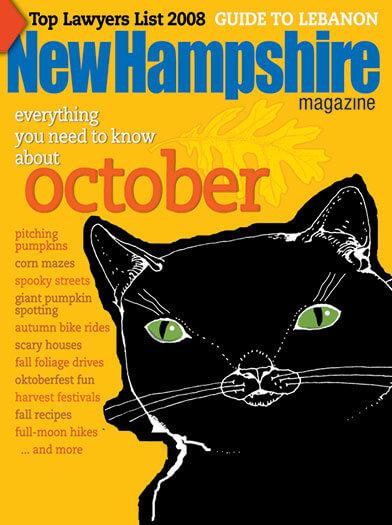 Latest issue of New Hampshire Magazine