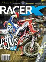 Racer X Illustrated 1 of 5