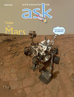 Latest issue of Ask Magazine